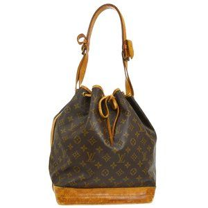 Auth Louis Vuitton Noe Shoulder Bag #8287L20
